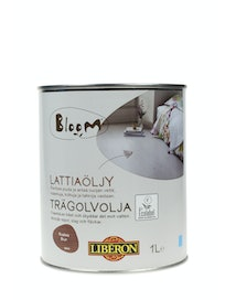 LATTIAÖLJY BLOOM 1L RUSKEA