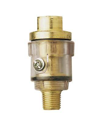 Dimsmörjare Mecafer Mini 1/4F + 1/4 M
