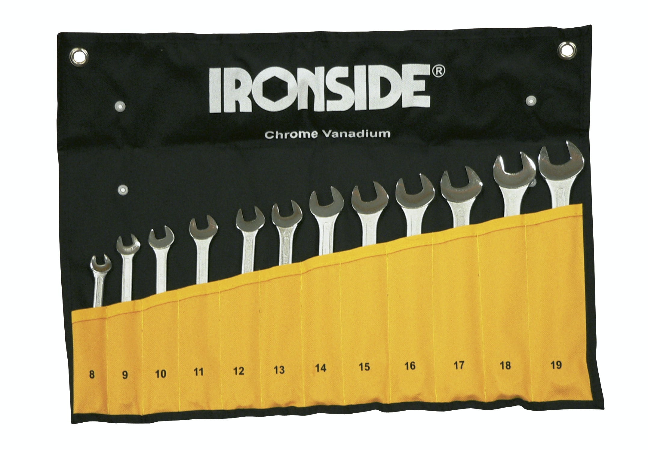 Blocknyckelsats Ironside 12 Del