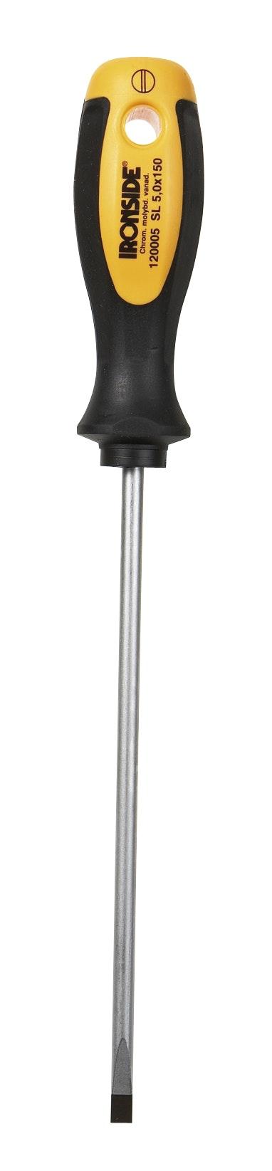 Skruvmejsel Ironside 2,5X75mm 120001