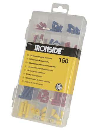 Kabelskor Ironside Sorterade 150st