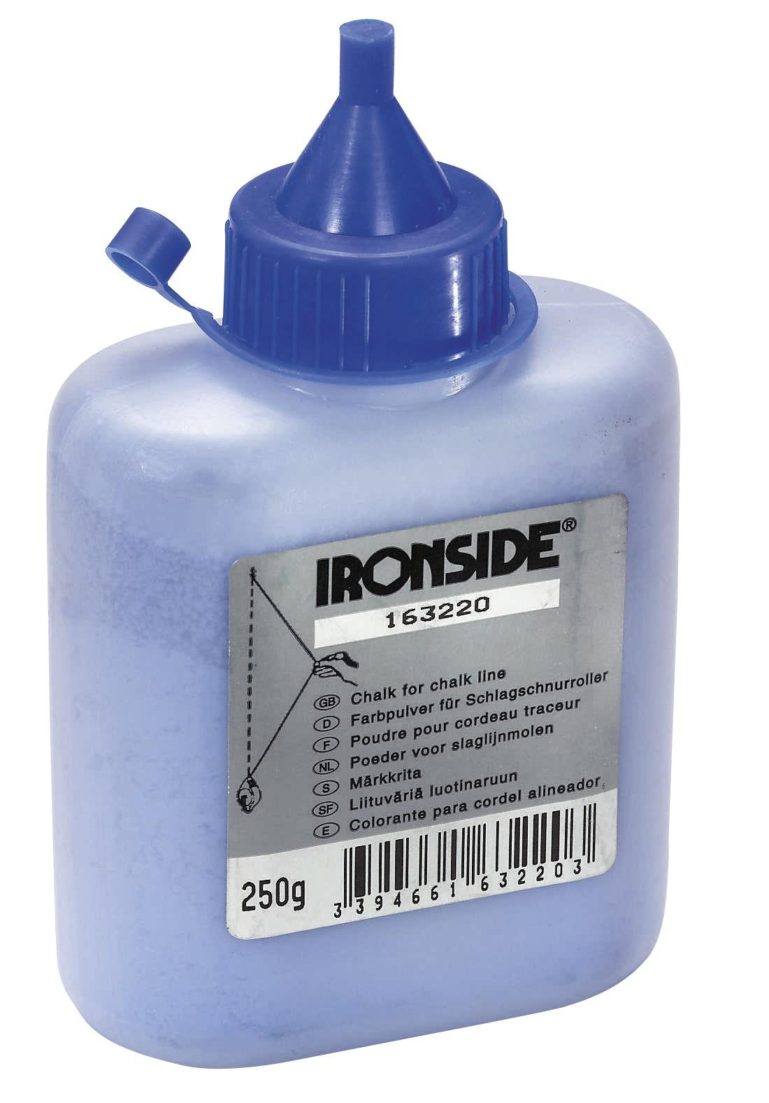 Kritfärg Ironside 250g/ Blå/163220/8266-