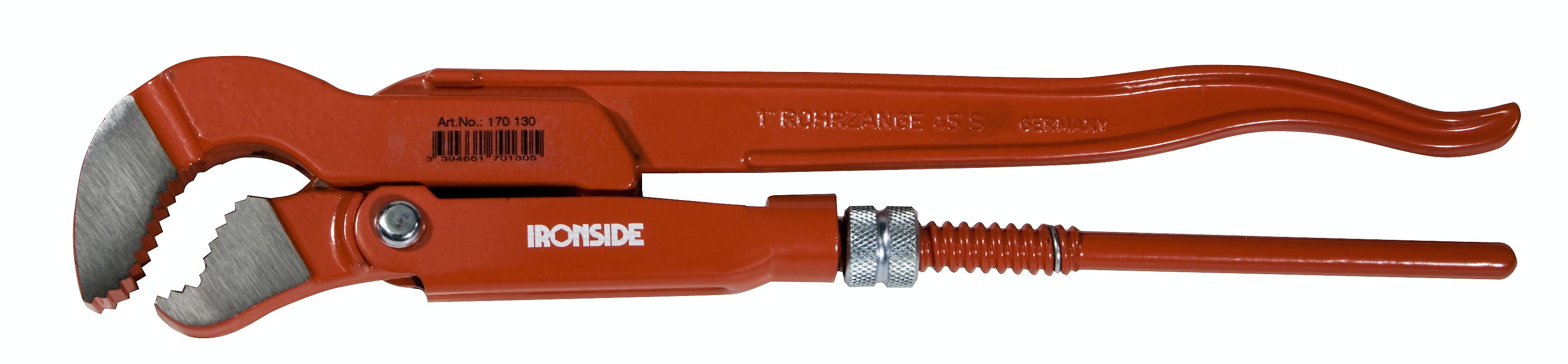 Rörtång Ironside 90° 2IN