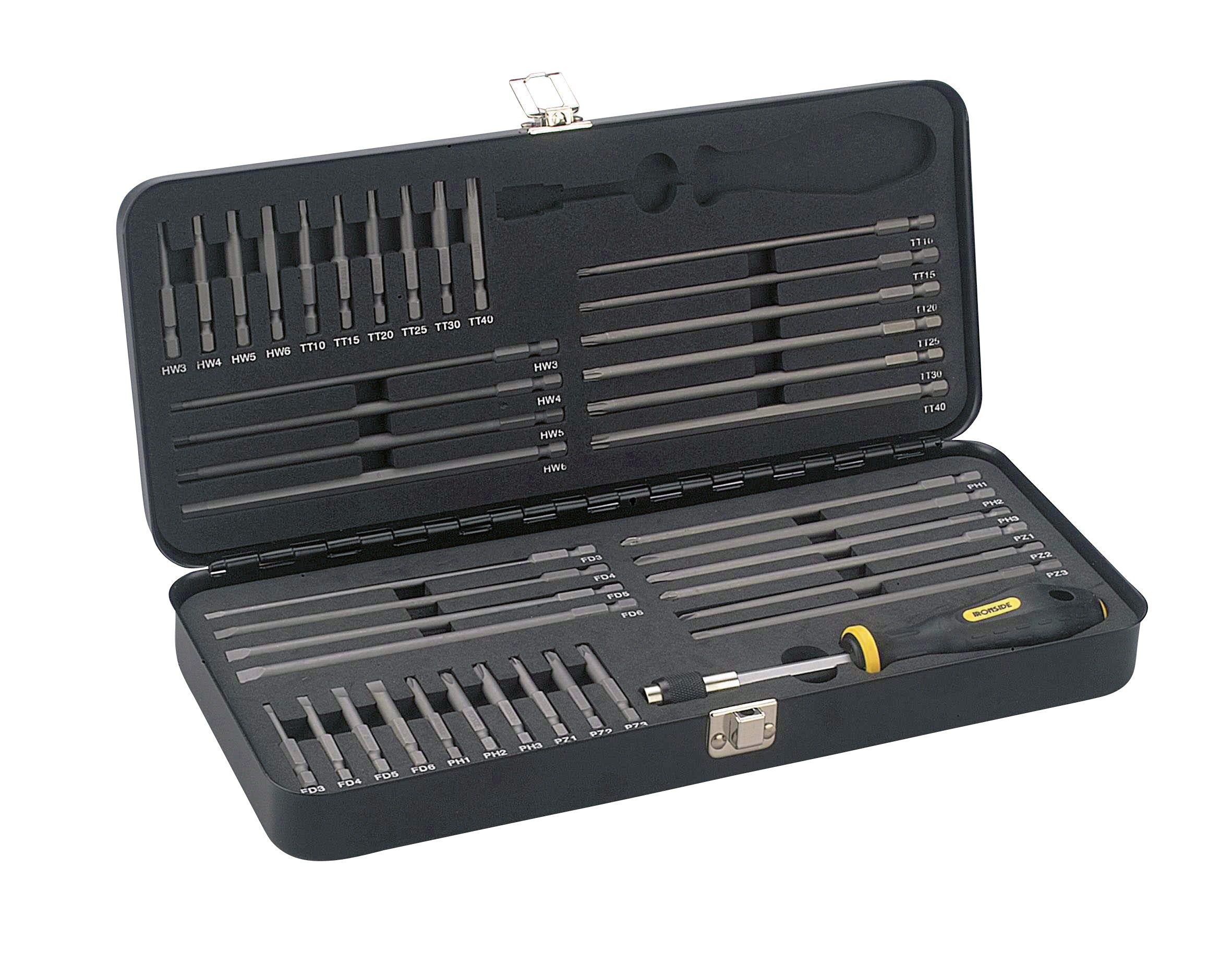 Bitssats Ironside 41-Del 50-150mm