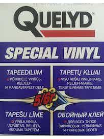 Клей для обоев Quelyd Special Vinil, 300 г