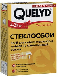 Клей для стеклообоев Quelyd, 500 г