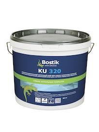Клей Бостик Садер KU 320 универсальный акриловый эмульсионный клей для напольных покрытий.