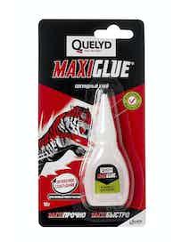 Клей секундный Quelyd Maxiglue, 10 г