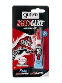 Клей-гель секундный Quelyd Maxiglue, 3 г