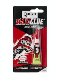 Клей секундный Quelyd Maxiglue, 3 г