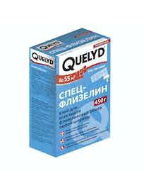 Клей обойный Quelyd Спец-флизелин, 450 г