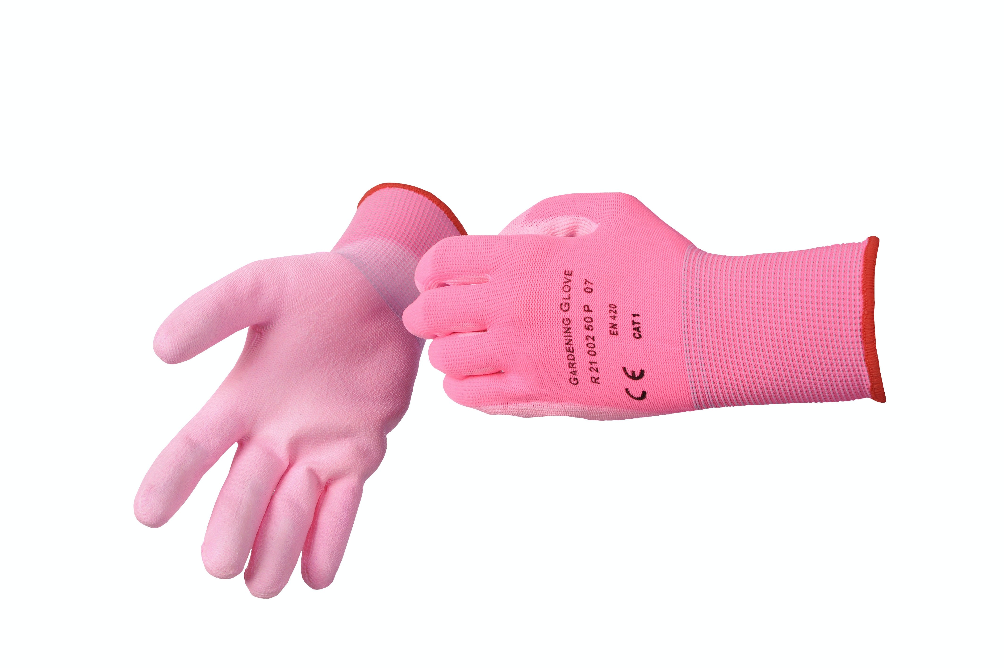 Trädgårdshandske Honeywell Pink Storlek 6