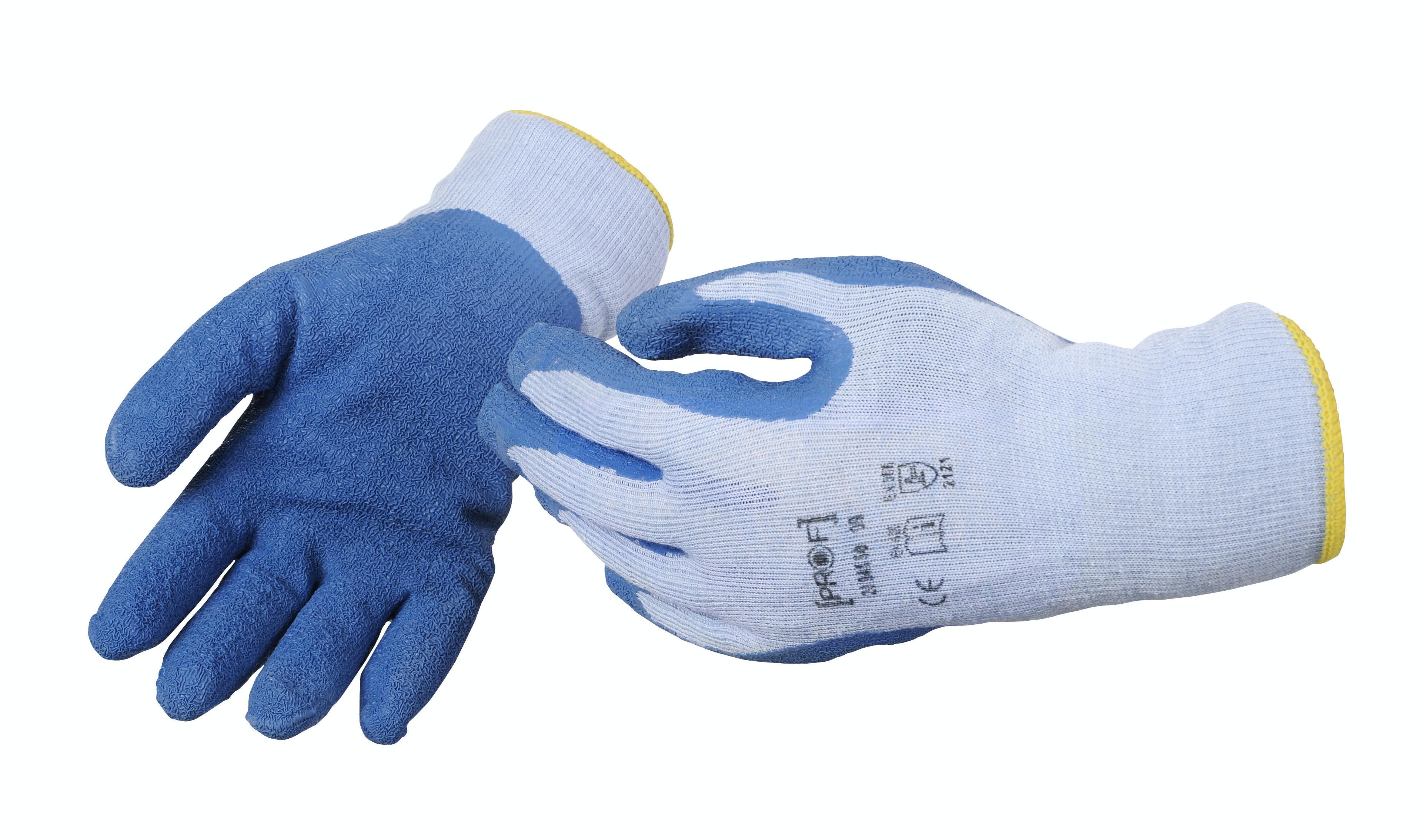 Handskar Prof Dexgrip Light Stl 7