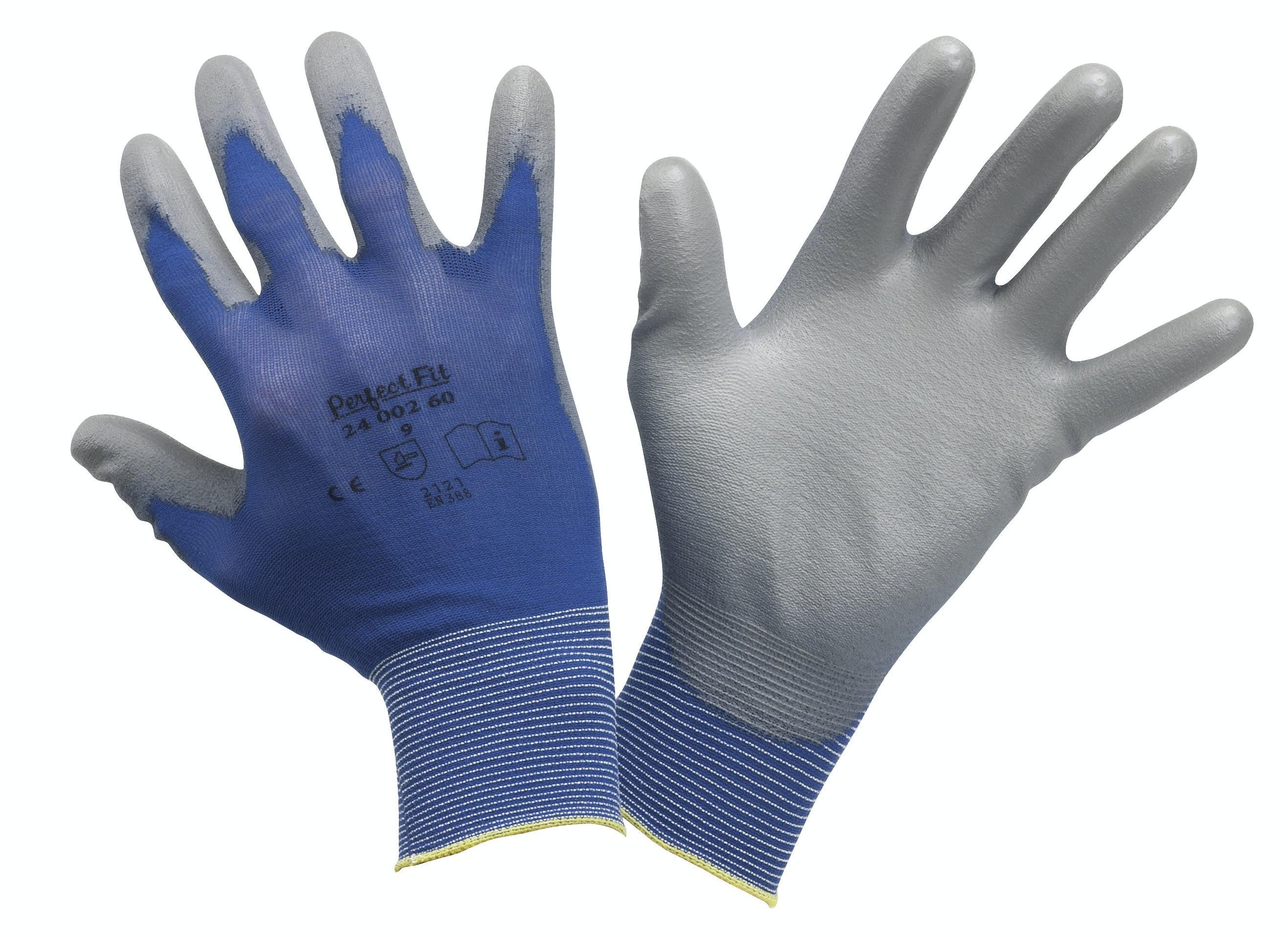 Handskar Prof Perfect Poly Skin Stl 10