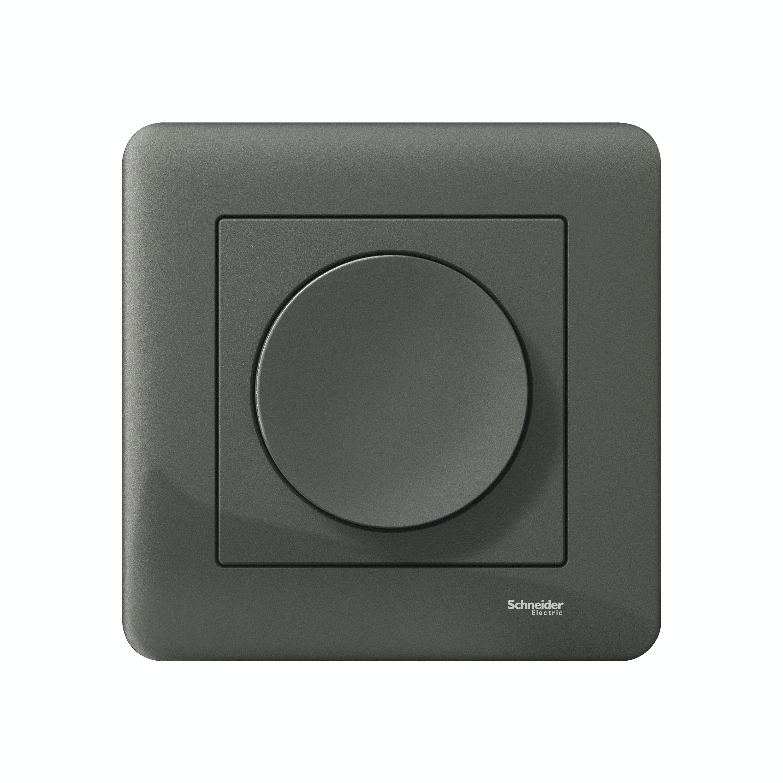 Led-Dimmer Schneider WDE008537 Antracit