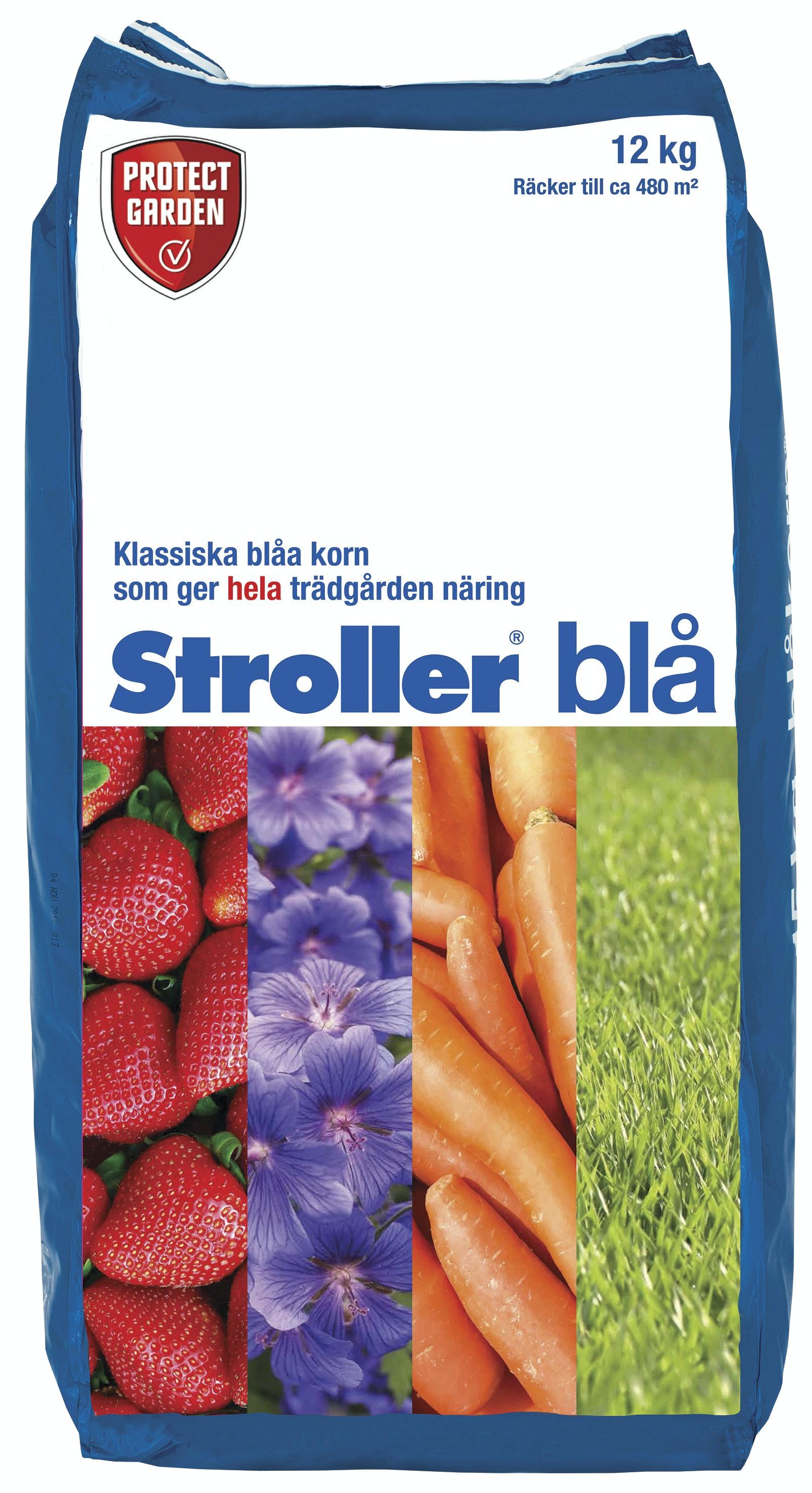Stroller Bayer Blå 12 Kg