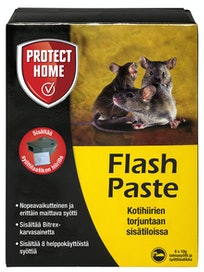 HIIRISYÖTTI FLASH PASTE 8X10G