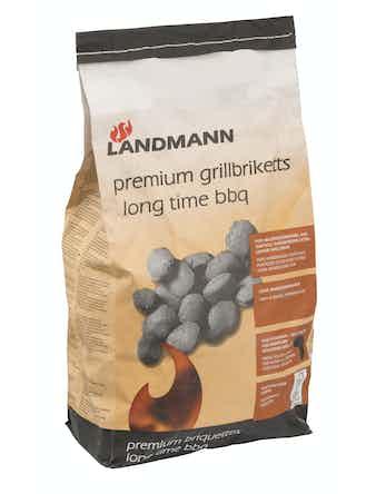Briketter Landmann Krymp Pure FSC 2,5Kg B925K280