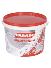 Декор. покрытие (жидкие обои) Parade S60 Mediterra stile Белый 15кг