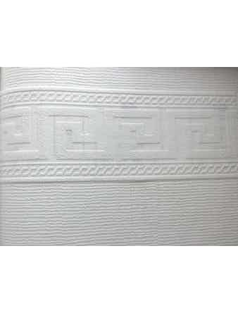 Обои 1835 Marburg бордюр под окраску на флизелиновой основе размер: 25х1.06 м