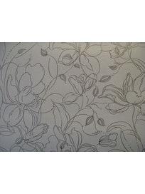 Виниловые обои Marburg Color 98385, 1,06 х 10 м, черно-белые