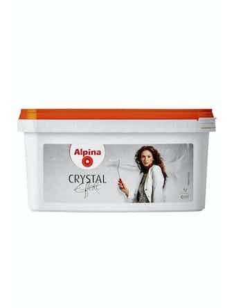 Лазурь Alpina Crystal Effekt Glitzer, 1 л