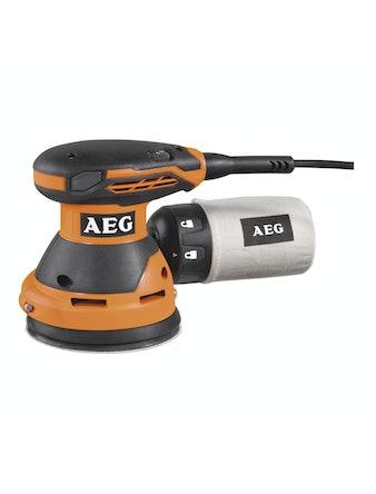 Шлифмашина эксцентриковая AEG EX 125Е