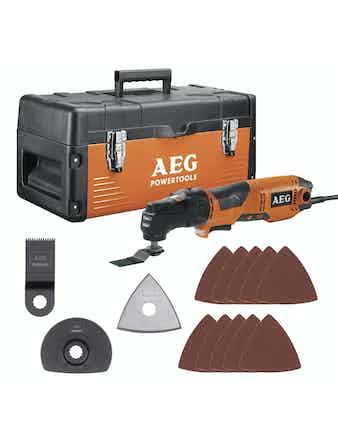 Multiverktyg AEG Omni 300 Kit5 300W