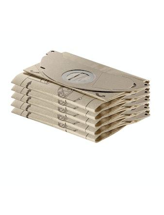 Filterpåsset Kärcher Passar Till K2501 K2601 K3001 5-Pack
