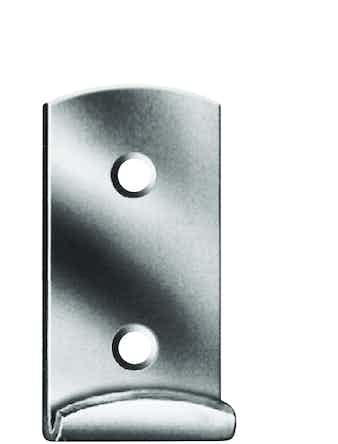 Крючок Г-образный, 17 х 15 х 2 мм, оцинкованный