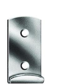 Крючок Г-образный, 44 х 18 х 2 мм, оцинкованный