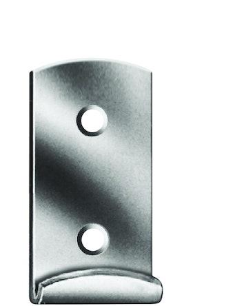 Крючок Г-образный, 46 х 15 х 2 мм, оцинкованный