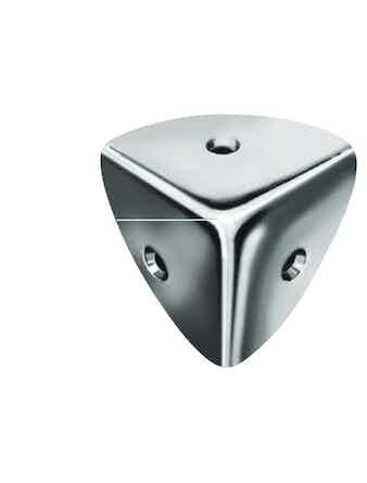 Уголок защитный для ящика, 36 х 0,9 мм