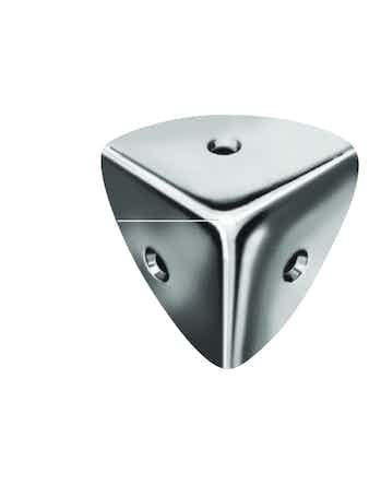 Уголок защитный для ящика, 45 х 1 мм