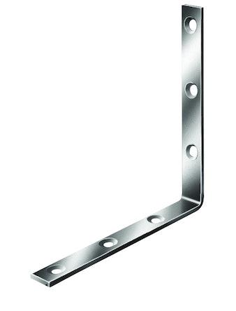 Уголок усиленный, 40 х 20 х 3 мм