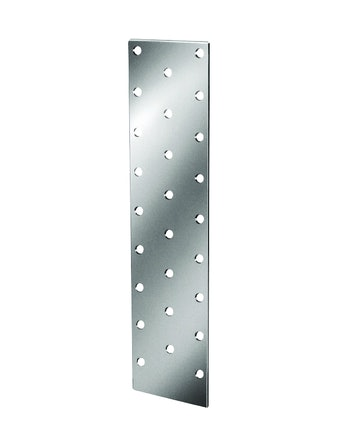 Пластина дырчатая, 60 х 140 мм