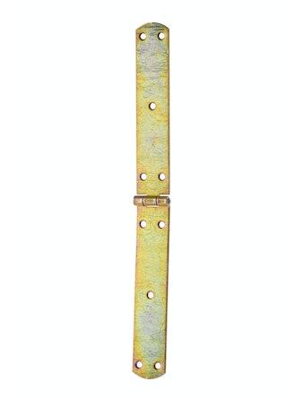 Петля для ящика, оцинкованная, 400 x 40 х 3 мм