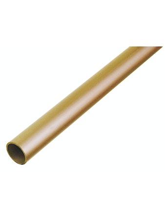 Труба круглая латунная, 1000 х 10 х 1 мм