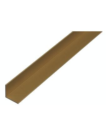 Профиль угловой алюминиевый, 1000 х 10 х 10 х 2 мм
