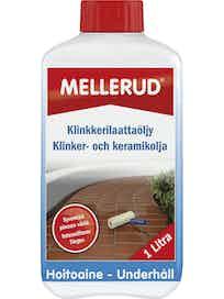KLINKKERILAATTAÖLJY MELLERUD 1L