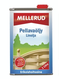 PELLAVAÖLJY MELLERUD 1 L