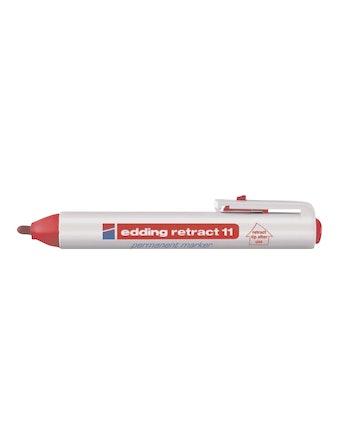 Маркер Edding E-11-02 1,5-3 мм красный