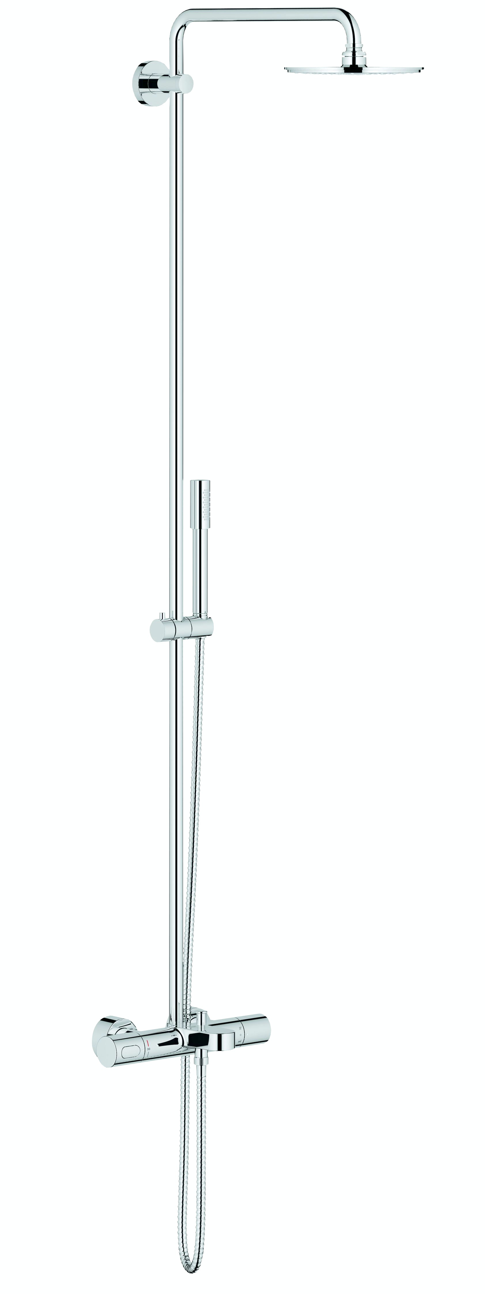 Duschsystem Grohe Rainshower 210 Bad