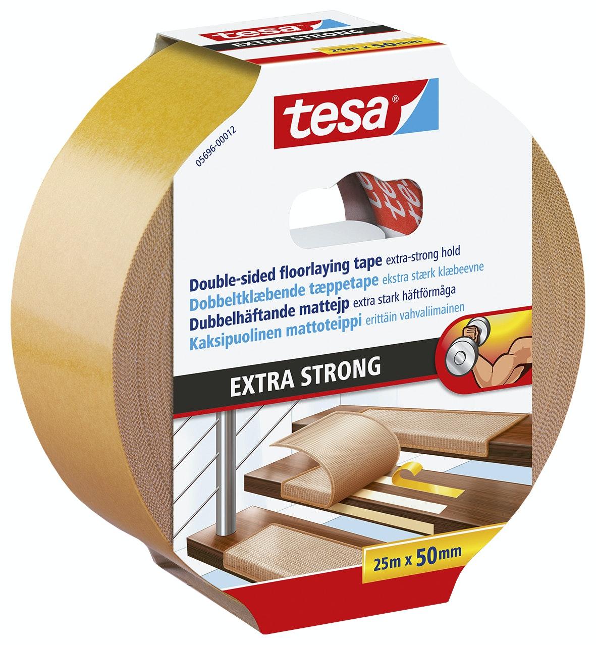 Mattejp Tesa Extra Stark 50mmX25m