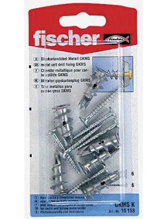 Gipsankare Fischer Gkm 12K 10-Pack 90013