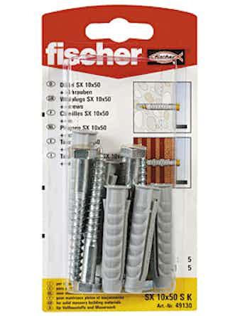 Nylonplugg Fischer SX10 Sk 90179