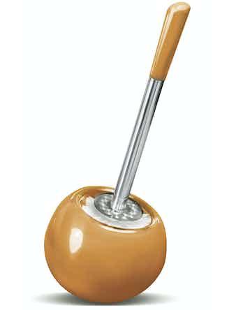 Гарнитур д/туалета COPPA оранж