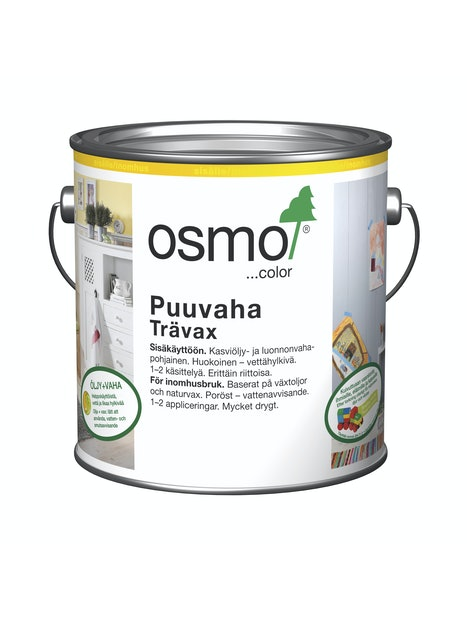 OSMO COLOR PUUVAHA 2,5L 3137 KIRSIKKA