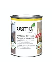 OSMO COLOR ÖLJYVAHA VÄRI 0,75L 3075 RUSKEANMUSTA