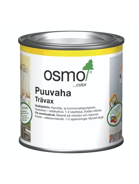 OSMO COLOR PUUVAHA 0,375L 3172 SILKKI